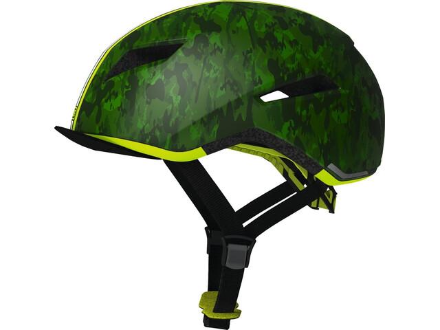 ABUS Yadd-I #credition - Casco de bicicleta - verde